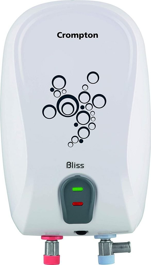 Crompton Bliss Instant Water Heater