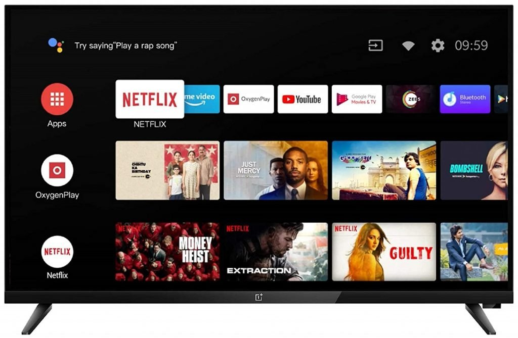 One Plus 32 inch Smart Andriod TV